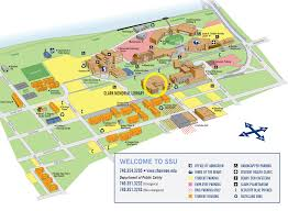 Ohio State University Map by Pre Med Day Shawnee State University