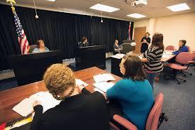 court is in session casper college