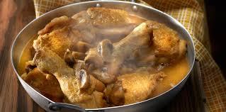 cuisiner un coq au four coq à la bière facile et pas cher recette sur cuisine actuelle