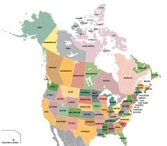 Language Map Of America by Map For Interesting Maps