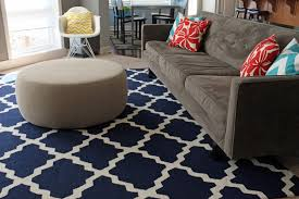 Modern Trellis Rug Modern Americana Family Room Rugs And Pillows Modern Trellis Rug