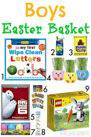 easter basket boy kids easter basket ideas for boys home made