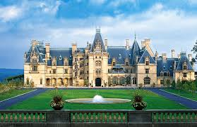 biltmore estate in asheville nc with 250 rooms and 135 000 sqft