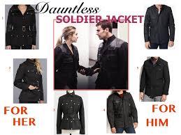 Men Black Halloween Costume Divergent Movie Costume Designer Bringing Tris Factions