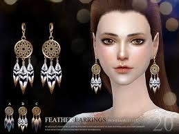 20 s earrings s club ll ts4 earring 20 f