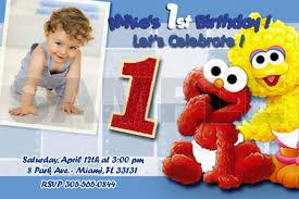 elmo birthday party invitation upadesigns on artfire