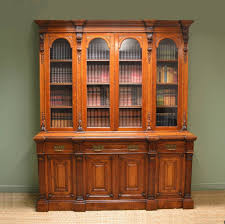 antique hutch with glass doors antique bookcase with glass doors antique bookcase give a
