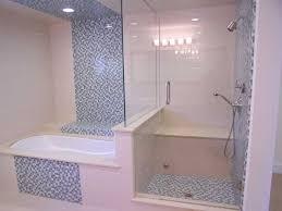 11 best bathroom blue wall tile designs ideas images on pinterest