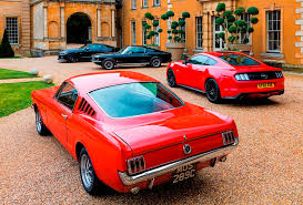 cheap ford mustang uk ford mustang serious for your bucks read cars