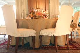 chair slipcovers canada the best dining room chair slipcovers shabby chic canada pottery