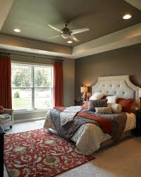superb kichler fans in bedroom transitional with bedroom paint