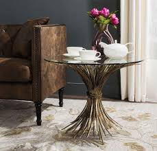 Antique Accent Table Accent Tables Glass End Table Safavieh Com