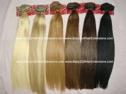 baby doll hair extensions baby doll hair extensions colour comparison photos