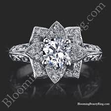 edwardian style engagement rings what are edwardian engagement rings blooming ring