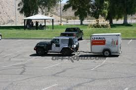 jeep wrangler cargo trailer jeep wrangler jl scrambler during towing test