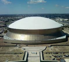mercedes dome orleans mercedes superdome 1975 orleans louisiana home of
