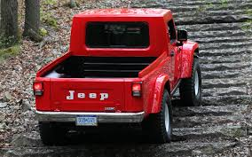 concept jeep truck jeep j 12 concept first drive truck trend