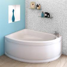 orlando corner bath with panel left hand option 1500 x 1040mm