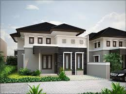 Cad House Cream Modern Cad House That Can Be Decor With White Fence Can Add