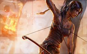 tomb raider a survivor is born wallpapers tomb raider unofficial wallpaper by tombraider survivor on