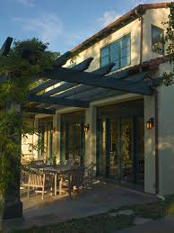 How To Build A Pergola Attached To House by Pergola Attached To House Houzz