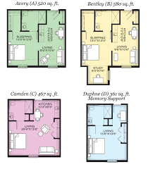 apartment floor plans for apartments