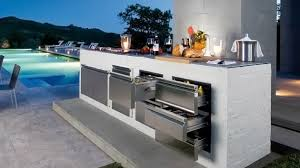 Home Outdoor Kitchen Design 15 Outdoor Kitchen Designs For A Great Cooking Aura Home Design