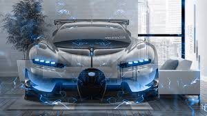 car bugatti 2016 bugatti vision gran turismo super energy fly home crystal car 2016