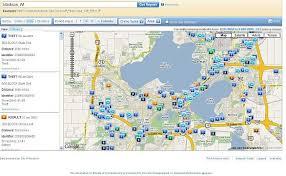 map of oregon wi launch crime map website at crimereports