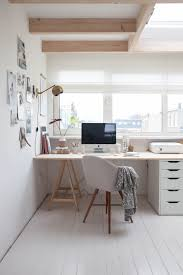 bureau ikea treteaux studio makeover before after avenue lifestyle avenue lifestyle