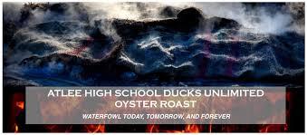 atlee high du oyster roast