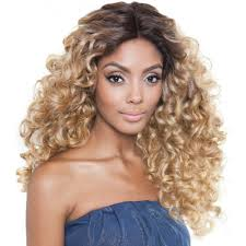 vienna marley hair isis collection lace front wig bs505 vienna color sr4 gold