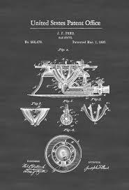 gas stove range patent 1887 kitchen decor restaurant decor