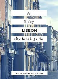lisbon city guide or why lisbon is the european