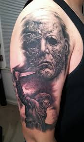 living dead movie horror tattoo tattooimages biz