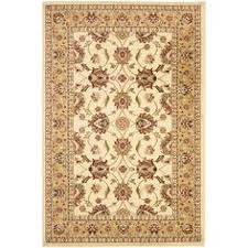 9 X 6 Area Rugs Concord Global Valencia Ivory Rectangular Indoor Woven Oriental