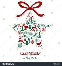 card decorative ornament elements stock