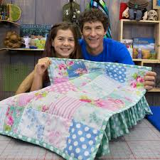 doll bed quilt tutorial featuring special guest ruby appell u2013 man