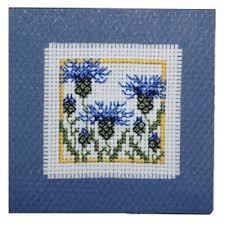 keepsake cross stitch card kit