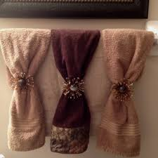 decorative towels bathroom folding decorative towels for bathroom