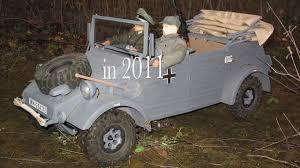 volkswagen jeep vintage 1 6 scale remote control volkswagen kübelwagen youtube