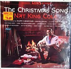nat king cole christmas album nat king cole the christmas song my jazz vinyl records