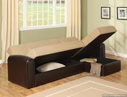 Klaussner Storage Ottoman Decor Sleeper Sofa Sectional And Klaussner Westbrook Queen Sleeper