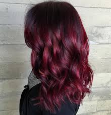 50 shades of burgundy hair dark burgundy maroon burgundy with