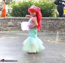 Mermaid Halloween Costume Toddler Disney U0027s Mermaid Ariel Sebastian Costumes Kids