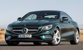 mercedes green take a look at the mercedes s class coupe s exterior interior