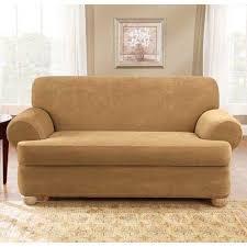2 Piece T Cushion Loveseat Slipcover 18 Best Sofa Slipcover Images On Pinterest Sofa Slipcovers