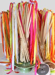 ribbon wands diy ribbon wands may arts wholesale ribbon company