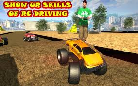 rc monster truck video rc toy monster truck stunts android apps on google play