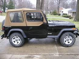 1994 jeep wrangler specs 94blkyj 1994 jeep wrangler specs photos modification info at